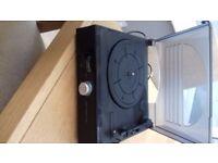Steepletone Stereo turntable system