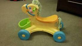 Fisher Price Horse Ride On