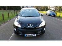 2010 Peugeot 308 1.6 HDi SR 5dr 1 Former Keeper Fully HPI Clear £30 Yearly Road Tax @07725982426@