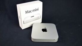 Apple Mac Mini Aluminium Server/Logic X/FinalCutProX/Compressor/Color/Finale i5@ 2.5Ghz 8GB 1TB SSD