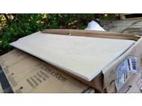 Job lot of premium porcelain tiles oak wood finish