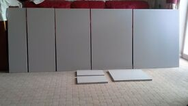 Howdens (brand) Kitchen cabinet doors and drawer fronts brand new
