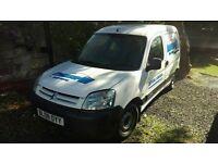 Fully kitted Valeting Van