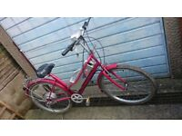 Adult Electric bikes FROM £300 ,new parts fitted where needed