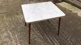 60's / 70's small table