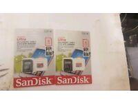 Sandisk 4gb memory cards