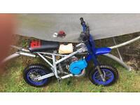 Mini motorbike for kids Petrol