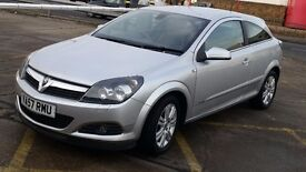 Vauxhall astra h with main dealer service history