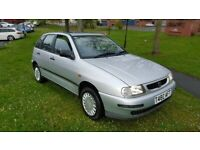 TIDY RELIABLE T-1999-SEAT IBIZA S 1391cc-5 DOOR =£695.00 FULL MOT ETC