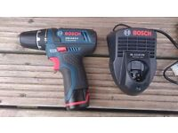 "NO OFFERS!!! BOSCH GSR 10.8v LI-ION DRILL/DRIVER ""NEAR NEW"" DeWALT MAKITA MILWAUKEE"