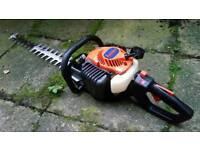 Tanaka heavy duty petrol hedge cutter