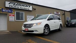 2013 Honda Odyssey NO TAX SALE-1 WEEK ONLY-DUAL AIR/HEAT Windsor Region Ontario image 8