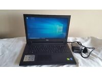 Like NEW - Nvidia Gaming Laptop 920M 8GB Dell, i7 5th Gen, 500GB HDD, HDMI, USB 3.0 Bluetooth