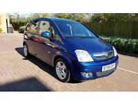 Vauxhall Meriva 1.3 cdti (only 61120 miles)