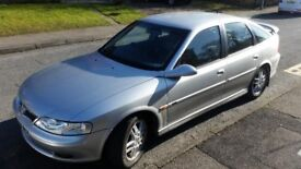Vauxhall Vectra SRI for sale.