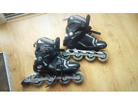 Fila Master Wave inline skates (roller blades) in excellent condition, like new