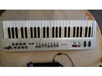 M-Audio Radium49: 49-Key USB MIDI Controller keyboard
