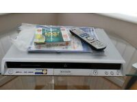 Panasonic DMR-EZ25 DVD Recorder with freeview