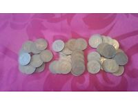Old Coins, 149 One Penny's, half penny's, Farthing, varying from, 1899 -1967