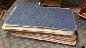 Brand New Door Mats in a variety of colours