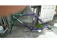 Trek ZX series bike frame
