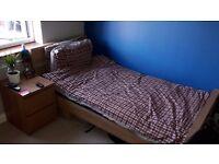 Bedroom furniture NEXT & IKEA Light oak vaneer. Matching