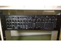 Roland System 1m plug-out synthesizer boxed with power supply as new