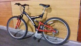Mountain bike 26' size - good working condition