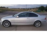 2002 bmw coupe vgc