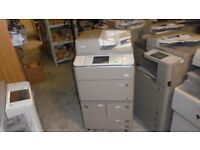 CANON IR6255i & Staple Finisher 55 copy per minute black and white copier / printer