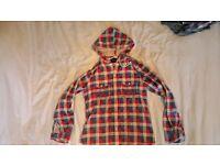 Men's clothes bundle, designer brands, 5 shirts, size: MEDIUM