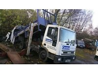 Ford iveco tipper 75e15