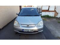 Honda Civic 1.6 SE (2001)