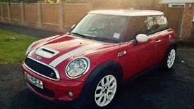 Mini Cooper S Chilli Pack *high specification*
