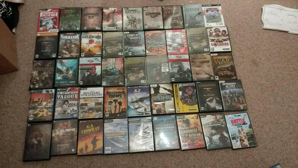45 x PC war games