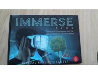 Immersive Plus, Vr headset for mobile devices.