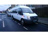Minibus for hire services 24 hours