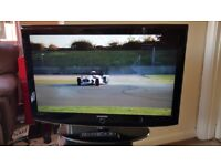 "TV LCD Samsung 37"" HD Ready with FREEVIEW - can deliver"
