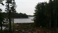 Water front lot on Wright Lake Upper Tantalon Westwood