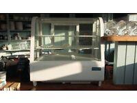 Glass Counter Top Display Fridge