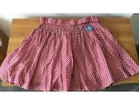 Ladies superdry skirt