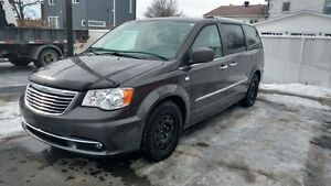 2014 Chrysler Town & Country Touring-L+CUIR+CAMÉRA+BLUETOOTH