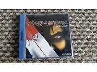 sega dreamcast Sword of the Beserk boxed with instructions