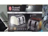 Russell & Hobbs Cream Toaster (Legacy Model)