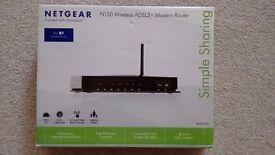 Netgear N150 Wireless ADSL2+ Router