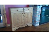 """CUPBOARD / UNIT WITH DRAWERS,W-37"""" H-33"""" D-18""""GREAT CONDITION,SOLID WOOD,BARGAIN SO NO OFFERS PLEASE"""