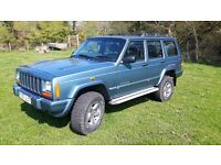 Jeep Orvis Cherokee 4.0 XJ Low Mileage Stunning Condition