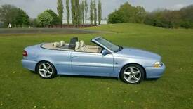 Volvo c 70 convertible for sale or swap