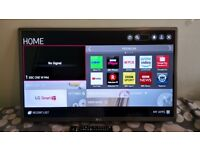 LG 28LF450U 28 inches HD-ready Black LED TV - No stand