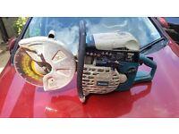 Makita Model DPC 6410 Petrol disc cutter saw